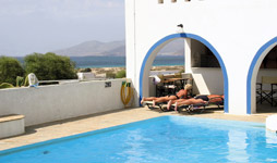 naxos apartments, Accommodation in Agios Prokopios, Naxos Greece